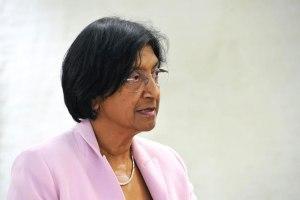 Navi Pillay, Alta Comisionada de ONU
