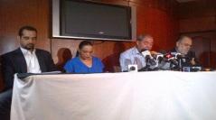 Rueda de prensa Comité de Solidaridad con las Personas Desnacionalizadas