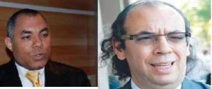 Abogados Cristóbal Rodríguez y Eduardo Prats