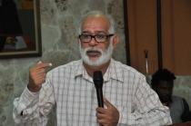 Director General del Centro de Investigaciones y Estudios sociales (CIES). Sociólogo graduado en la UASD.