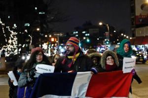 Representantes de We Are All Dominicans