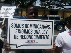 Las personas afectadas se manifestaron nuevamente el pasado 8 de abril.