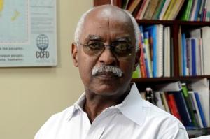 El sociólogo César Pérez