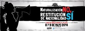 Apoya la Vigilia de Reconocido frente al PalacioNacional