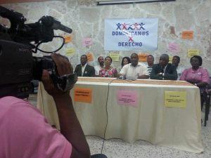 Representantes de Dominicanos x Derecho