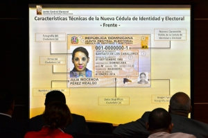 Nueva cédula de identidad y electoral