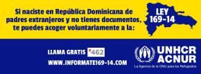 ¡Movilízate!  Habla en tu comunidad de la ley169-14