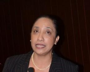 """Guadalupe Valdez sobre derecho a nacionalidad: """"ninguna amenaza logródistraernos"""