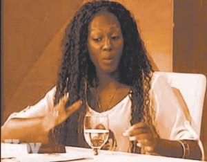 Nancy Toussaint, afectada por al sentencia 168-13