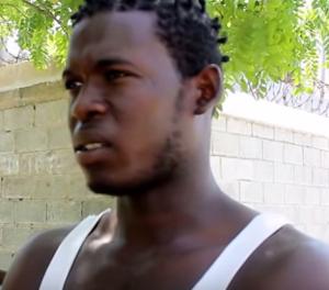 Robinson Franzúa, detenido y posteriormente liberado