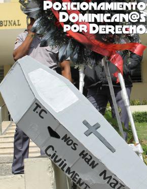 Posicionamiento de Dominicanos por  Derecho a dos año de la Sentencia TC 168-13: La sentencia condenó y el Estadosegregó