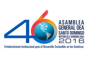 Ante asamblea OEA,RD debe fortalecer institucionalidadpara eliminar  discriminación, exclusión ycorrupción