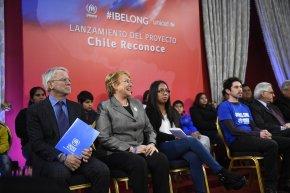 "CIDH celebra el Chile Reconoce, ""un avance importante contra la apatridia"""