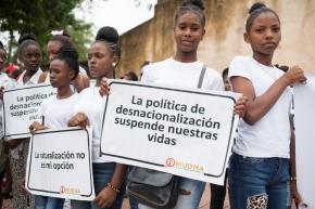 En el cuarto año de la Ley 169-14: Dominican@S por Derecho reclama soluciones duraderas para las y los afectados por la sentencia168/13