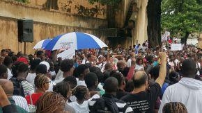 PARADA CÍVICA: Dominican@s por Derecho exige la restitución de la nacionalidad a los afectados por la sentencia168/13
