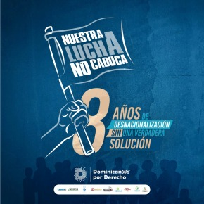A ocho años de la Sentencia 168-13: Urge encontrar soluciones duraderas para los dominicanos desnacionalizados